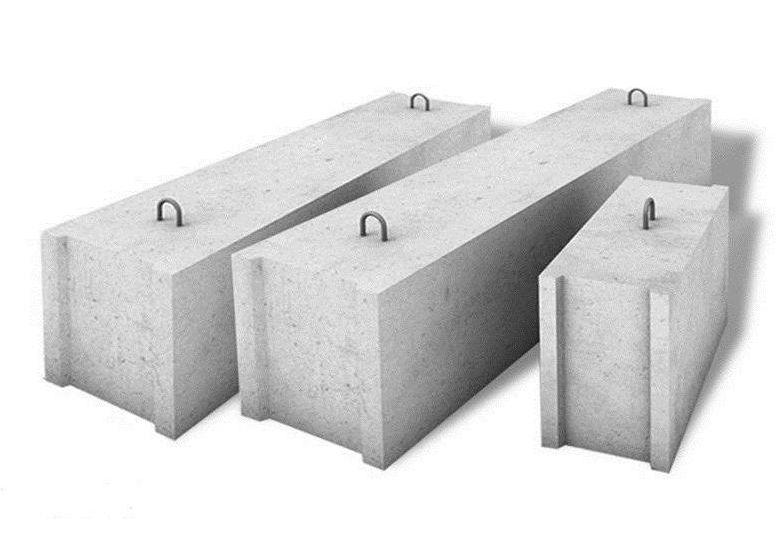 На изображении фундаментные блоки 24-4-6